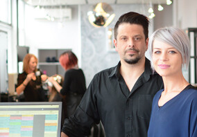 Are you a busy salon owner wanting to spend more time with clients and your team?
